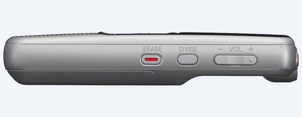Μονοφωνική ψηφιακή συσκευή εγγραφής φωνής σειράς BX BX140: φωτογραφίες