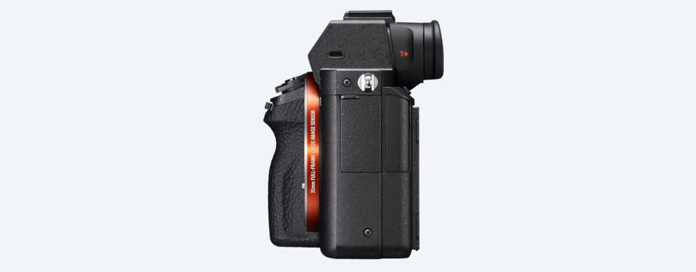dd7193594a41 Φωτογραφική μηχανή E-mount α7S II με αισθητήρα πλήρους καρέ