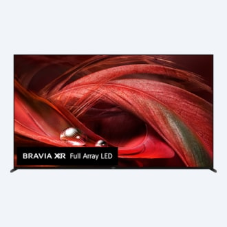 X95J | BRAVIA XR | Full Array LED | 4K Ultra HD | High Dynamic Range (HDR) | Smart TV (Google TV): εικόνα