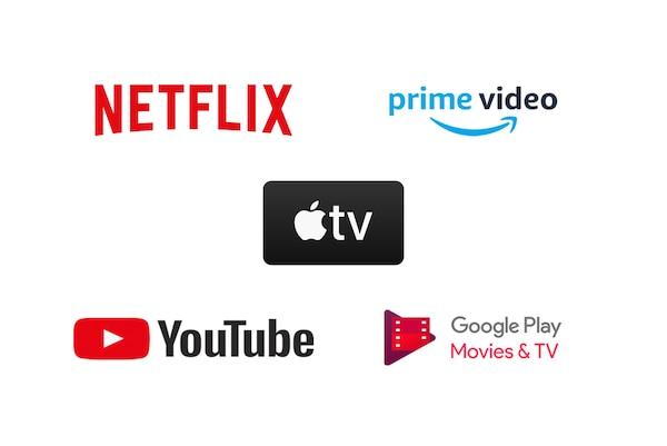 Περισσότερες εφαρμογές από κάθε άλλη Smart TV
