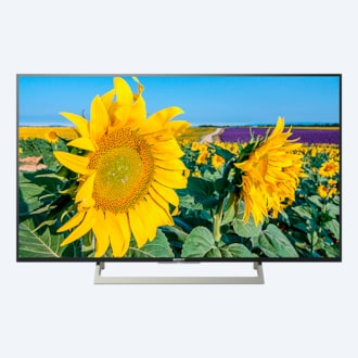 XF80| LED | 4K Ultra HD | High Dynamic Range (HDR) | Smart TV (Android TV): εικόνα