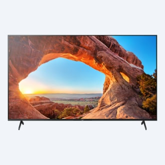 X85J | 4K Ultra HD | High Dynamic Range (HDR) | Smart TV (Google TV): εικόνα