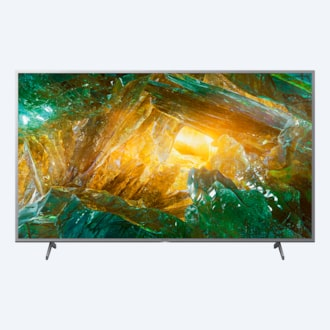 XH80 | 4K Ultra HD | High Dynamic Range (HDR) | Smart TV (Android TV): εικόνα