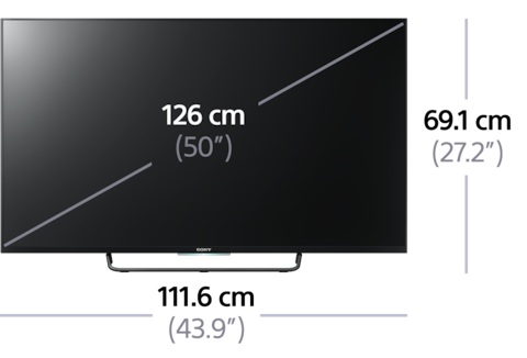 W75C Full HD με Android TV: εικόνα