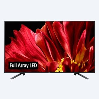 ZF9 | Σειρά MASTER Series | Full Array LED | 4K Ultra HD | High Dynamic Range (HDR) | Smart TV (Android TV): εικόνα