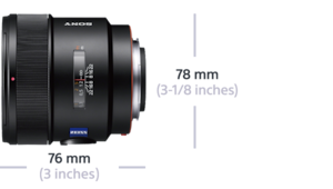 Distagon® T* F2 ZA SSM 24mm: εικόνα