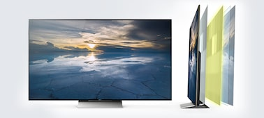 XD94 / XD93 4K HDR με Android TV: εικόνα