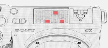 Απεικόνιση κατευθυντικού μικροφώνου με τρεις κάψουλες της ZV-E10