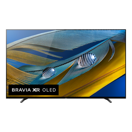 A80J / A83J / A84J | BRAVIA XR | OLED | 4K Ultra HD | High Dynamic Range (HDR) | Smart TV (Google TV): εικόνα
