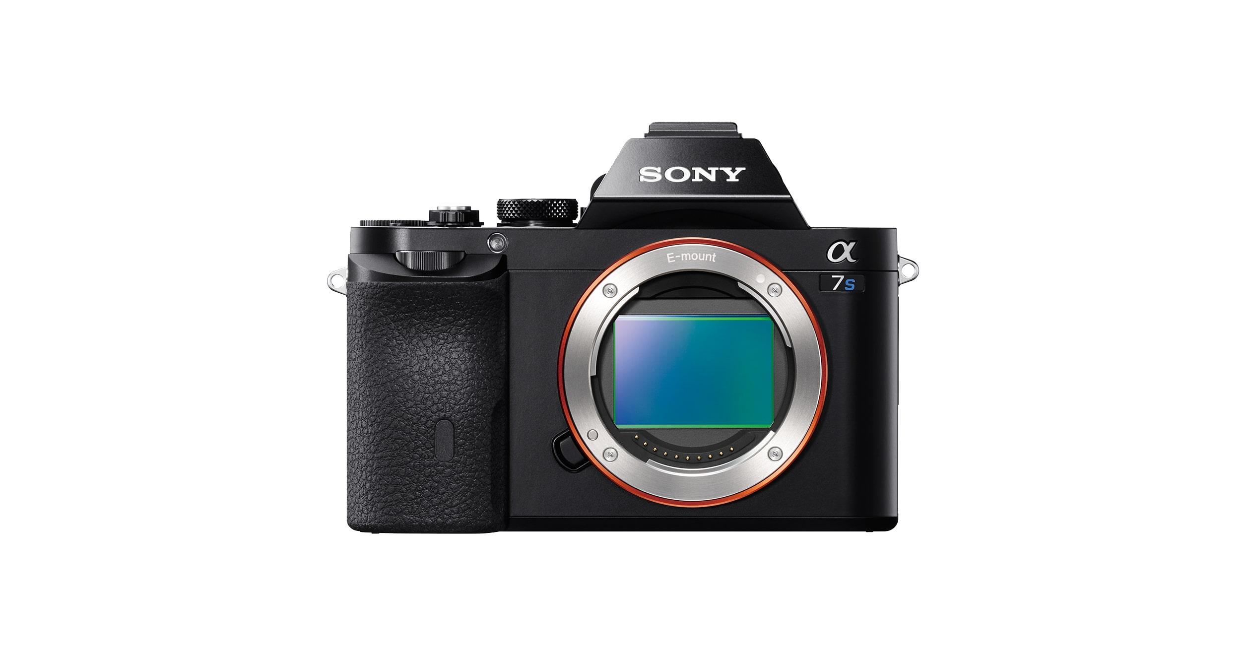 b0adbbfc00 Φωτογραφική μηχανή πλήρους καρέ a7S με εγγραφή βίντεο 4K