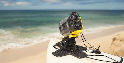 Action Cam AS20 με Wi-Fi®: δείτε το σε δράση