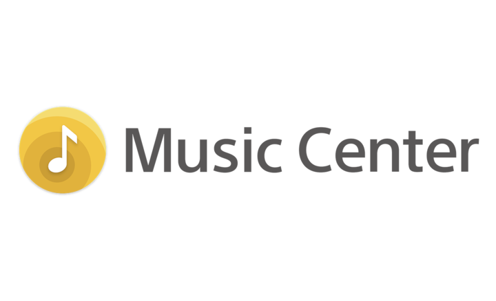 Λογότυπο Sony | Music Center