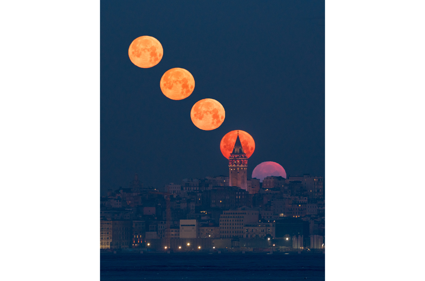 ilkin-karacan-sony-alpha-7RIII-lunar-eclipse-multiple-exposure-over-cityscape