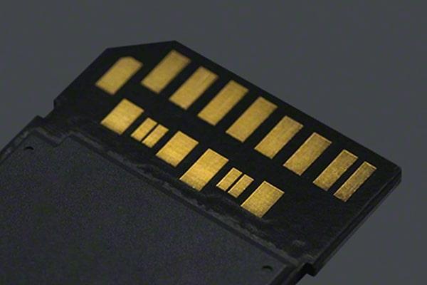 Η πρώτη κάρτα SD χωρίς περίβλημα στον κόσμο