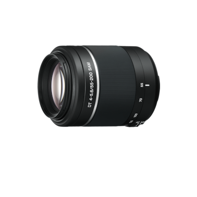 DT 55-200mm F4-5.6 SAM II: εικόνα