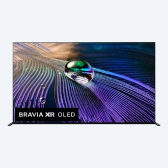 A90J | BRAVIA XR | MASTER Series| OLED | 4K Ultra HD | High Dynamic Range (HDR) | Smart TV (Google TV): εικόνα