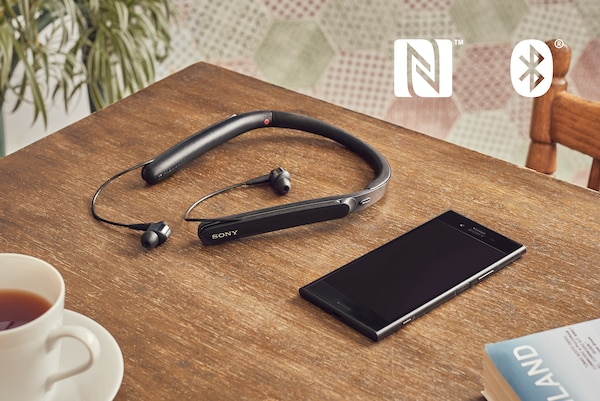 WI-1000X με NFC και BLUETOOTH ®