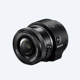b82e5dff55 Μηχανή ILCE-QX1 Lens-Style με αισθητήρα ...