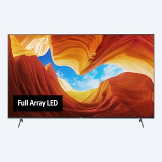XH90 / XH92 | Full Array LED | 4K Ultra HD | Υψηλό δυναμικό εύρος (HDR) | Smart TV (Android TV): εικόνα