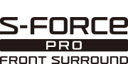 Λογότυπο του S-Force PRO Front Surround
